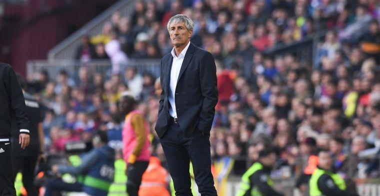 Vete tussen Setién en Bordalás laait op, Barça-coach klaagt: '29 overtredingen...'