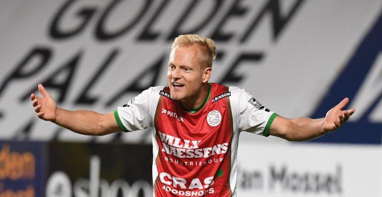 Deschacht herleeft bij Zulte Waregem: Hij speelt rustiger dan bij Anderlecht