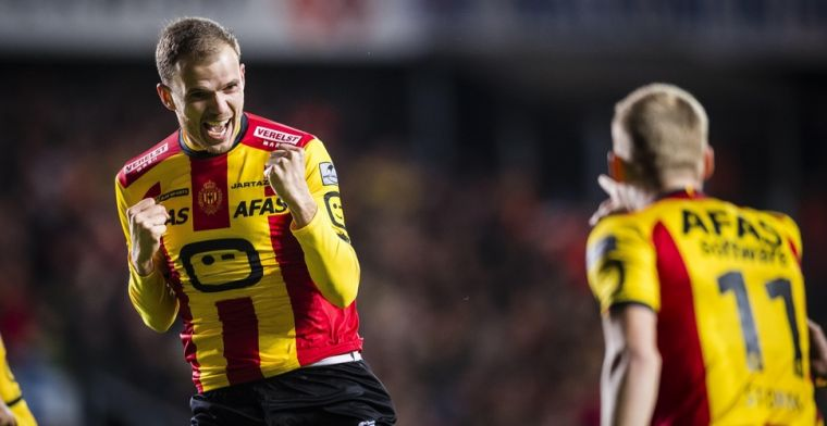 Hairemans helpt KV Mechelen aan winst: Wilden het publiek niet teleurstellen