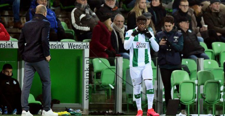 LIVE-discussie: FC Groningen-aanwinst voor het eerst in de basis, Ache ontbreekt