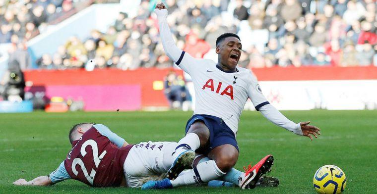 Belgen grijpen hoofdrol bij Aston Villa-Spurs: duur slippertje Engels in minuut 94