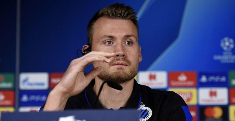 Mignolet: Als we winnen tegen Man Utd kan de trein weer vertrokken zijn