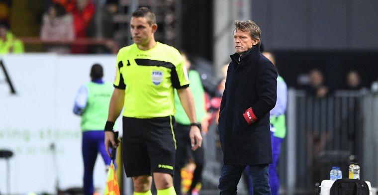 Vercauteren stelt zich vragen bij spelers Anderlecht: Hebben ze alles gegeven?
