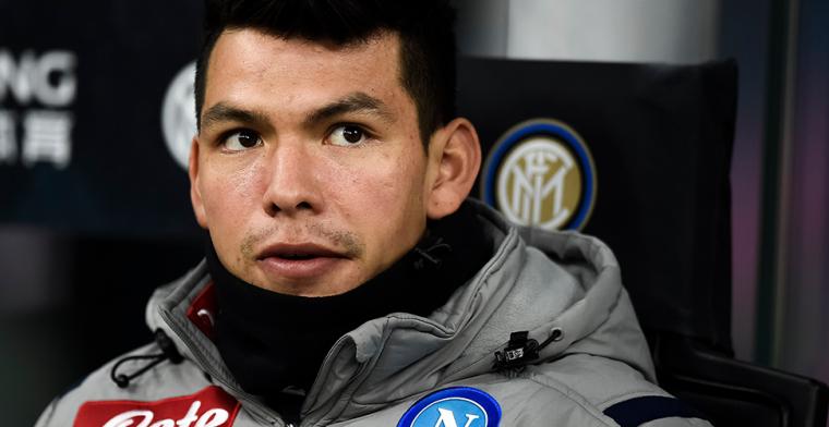 'Everton richt vizier op Napoli en hoopt teleurstellende Lozano te kunnen halen'