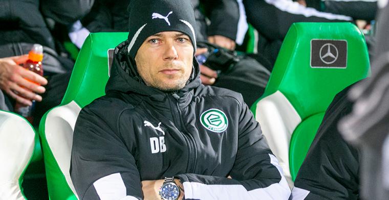 Buijs is klaar met 'gezanik' over Groningen: 'Alleen Ajax en Utrecht winnen hier'