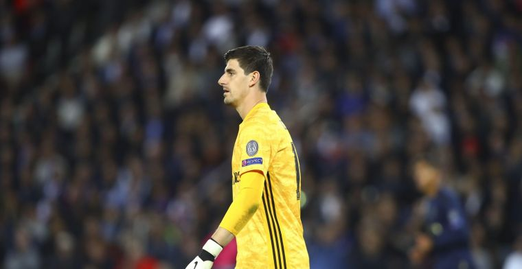 Courtois is held in Primera Division: 'Erkenning is belangrijk voor hem'