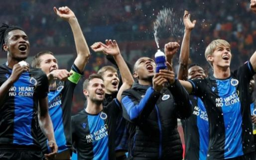 Club Brugge neemt het op tegen United: