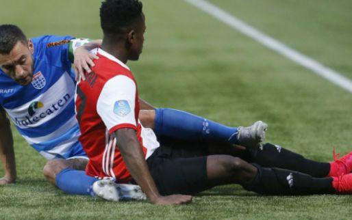 Feyenoord heeft slecht Sinisterra-nieuws: 6 à 8 maanden uit de roulatie