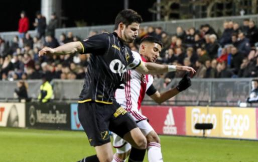 Jong Ajax geeft het helemaal weg tegen NAC, zorgen om Mazraoui