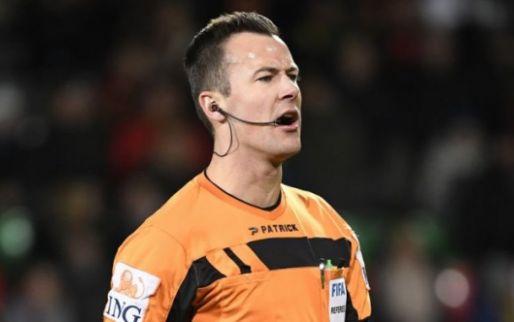 Referee Department ziet tweede keer grote fout op korte tijd van ref Van Driessche