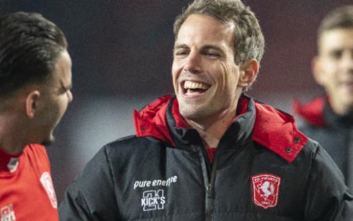 Afbeelding: Brama gaat maandagavond eerste minuten in 2020 maken voor FC Twente