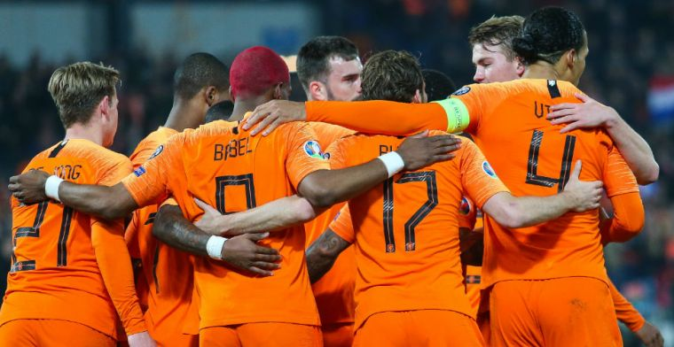 Oefenprogramma Oranje bekend: Griekenland en Wales laatste opponenten voor EK