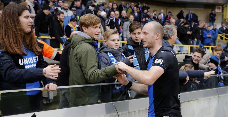 Club Brugge stelt teleur: 'De chemie met Krmencik is voorlopig ver te zoeken'