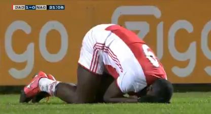 Bizarre misser van Brobbey (Jong Ajax): Die wil hij nooit meer terugzien