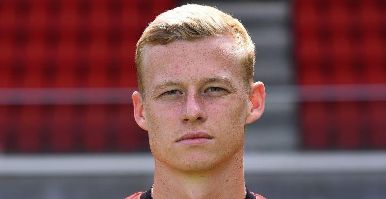 Mooi: Storm maakt jonge supporter gelukkig bij KV Mechelen