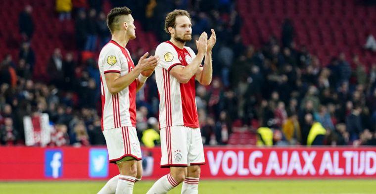 The Athletic: Arsenal meldt zich bij Ajax: Blind in belangstelling van The Gunners