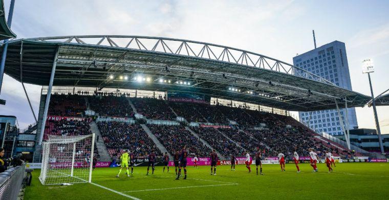 FC Utrecht niet blij met rellende fans in Frankrijk: 'Past niet bij de club'