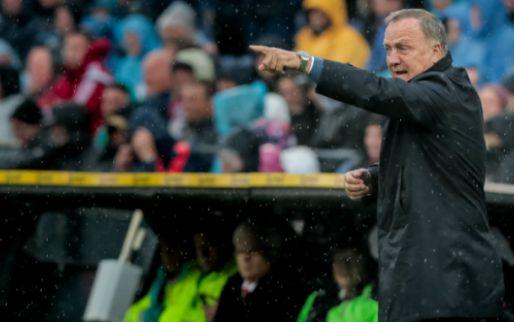 Hopen op langer verblijf Advocaat bij Feyenoord: 'Wil er vier spelers bij hebben'