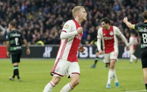 'Ajax-exodus dreigt: Van de Beek beslist komende weken over toekomst'