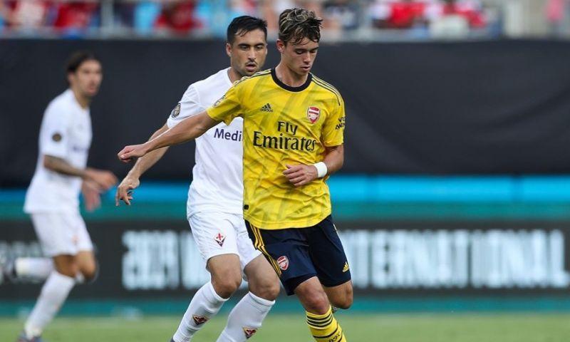 Afbeelding: Dinamo Zagreb akkoord met Arsenal: 20-jarig talent trekt definitief naar Kroatië