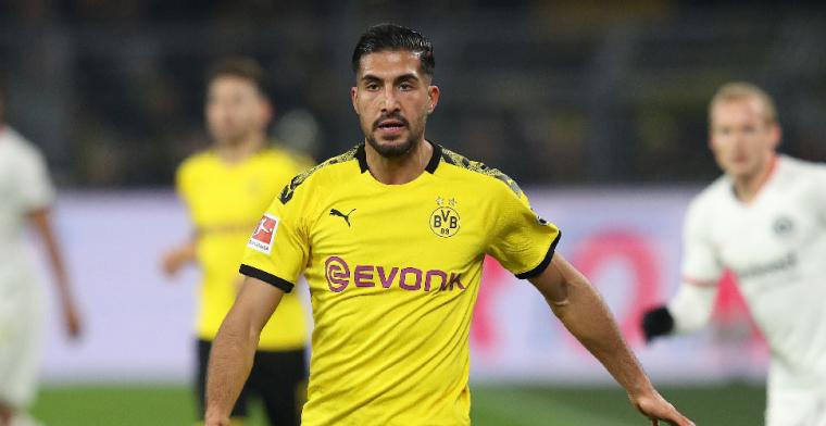Borussia Dortmund neemt Juventus-middenvelder over voor 25 miljoen euro