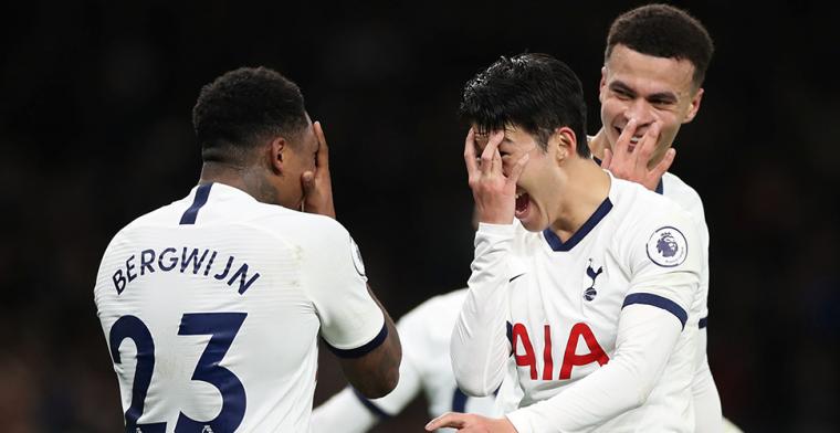 Aderlating voor Mourinho en Tottenham: Son onder het mes en weken niet inzetbaar