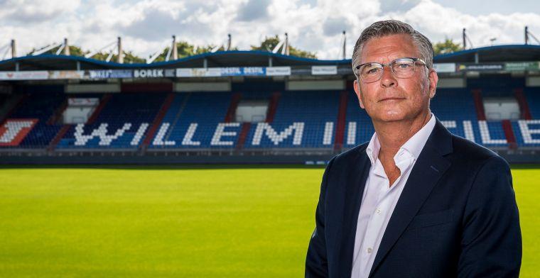 'Van Geel opnieuw in gesprek over aankoop Koning Willem II Stadion'