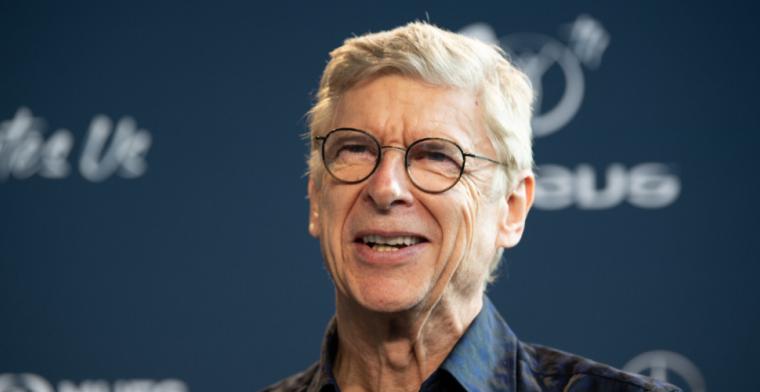 Wenger hekelt uitspraken Arsenal-opvolger: 'Hij kan dat niet zeggen'