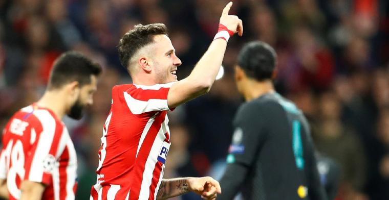 Liverpool op rand van Champions League-uitschakeling na verlies in Madrid