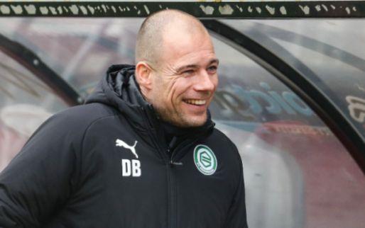Afbeelding: Ondanks alles langer bij FC Groningen: 'Schaamde me dood, bleef liever thuis'