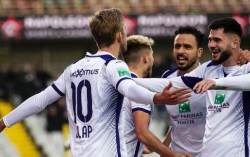 Geraakt Anderlecht nog in PO1: