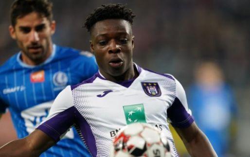 Steun voor Doku (Anderlecht):