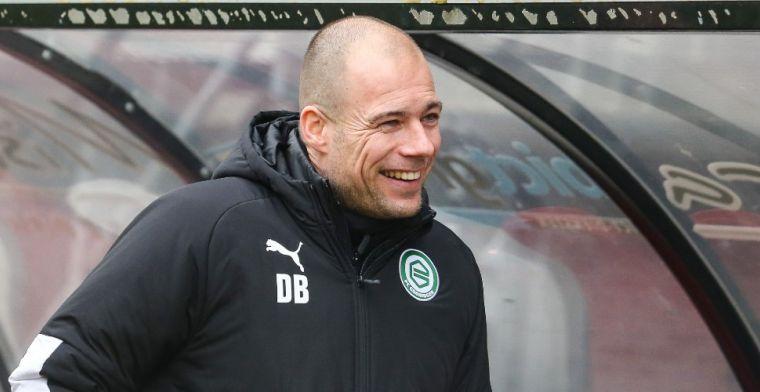 Ondanks alles langer bij FC Groningen: 'Schaamde me dood, bleef liever thuis'