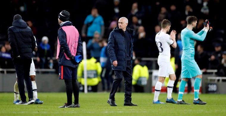 Gepikeerde Mourinho: 'Come on, weet je hoe vaak Lamela heeft getraind? Nul keer'
