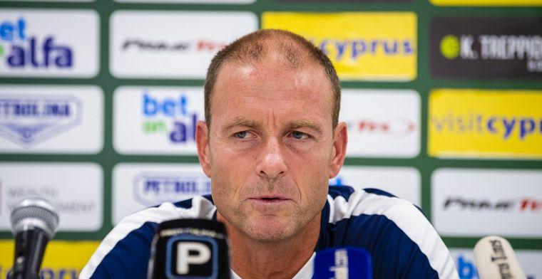 Thorup houdt het spannend bij KAA Gent: Beslis morgen of hij speelt