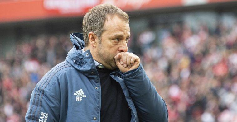 BILD: Bayern München staat voor dilemma: veel interesse in trainer Flick