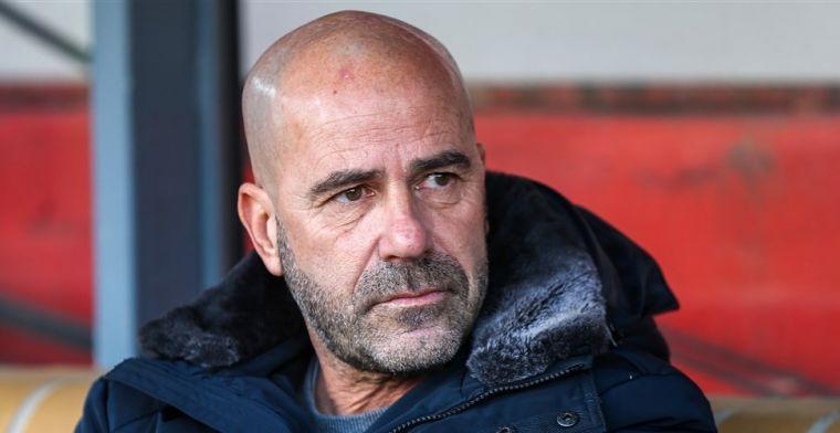 Bosz veroordeelt incidenten in Guimarães: 'Wij zouden allemaal het veld af gaan'