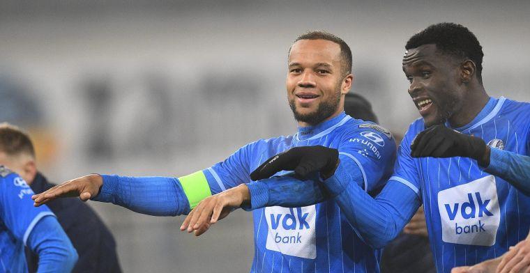Odjidja op zijn hoede bij KAA Gent: Het minste foutje wordt afgestraft