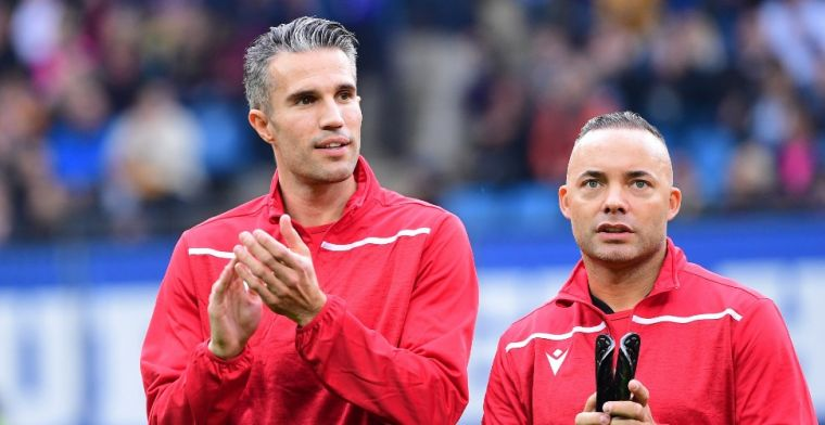 Van Persie heeft drie favorieten voor eindzege Europa League: 'Ajax kan winnen'