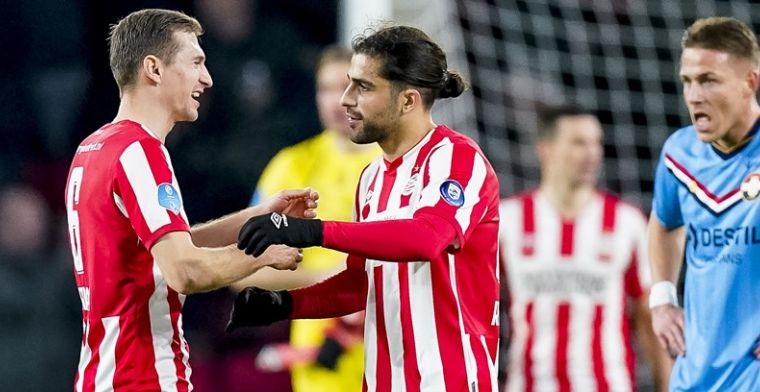 'PSV doet komend seizoen weer mee om titel, Ajax raakt veel spelers kwijt'