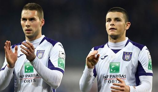 Weinig geloof in Anderlecht-duo: 'Het zou een klein wonder zijn'