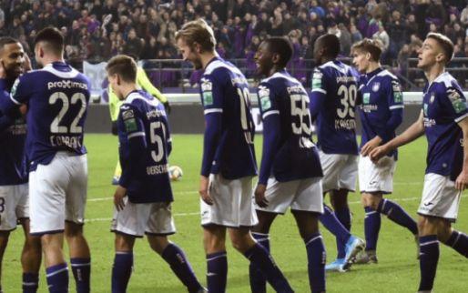 Verbeke spreekt duidelijke taal bij Anderlecht: