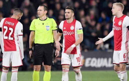 Spelersrapport: Ajax opgenaaid door Getafe, volledige voorhoede onvoldoende