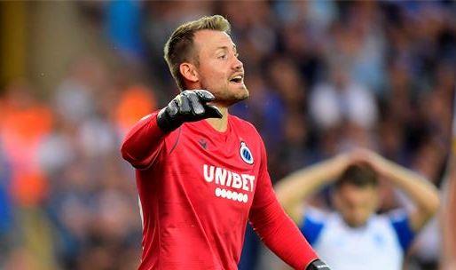 Mignolet gelukkig bij Club Brugge, maar: