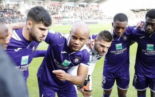 Anderlecht-talent geraakt achterop: 'Hij is ingehaald door Doku'