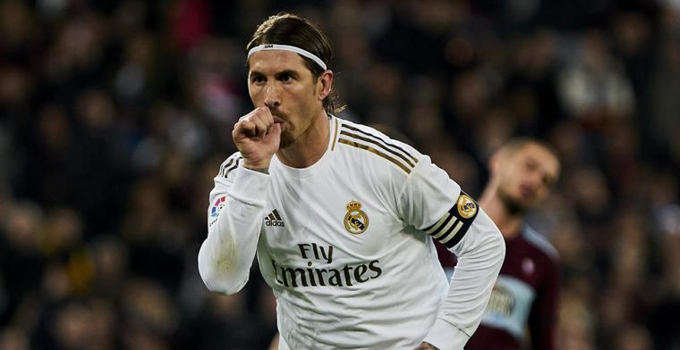 'Ramos ligt op ramkoers met Real Madrid na moeilijke onderhandelingen'