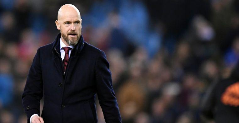 Ten Hag ziet Ajax in Getafe-val lopen: 'Heb er niet te veel aandacht aan gegeven'
