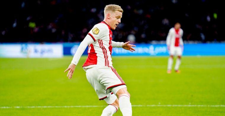 Twijfels over Real Madrid-transfer Van de Beek: 'Ik heb mijn vraagtekens'