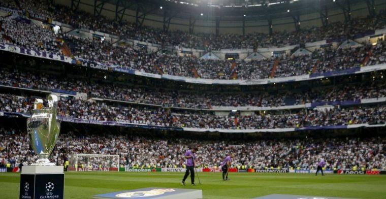 'Meesterscout Real Madrid nu zelf gescout: massale interesse uit Engeland'