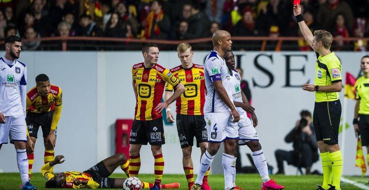 Kabore maakt indruk bij KV Mechelen: Wist dat Doku ging tackelen